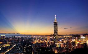 臺灣有哪些著名景