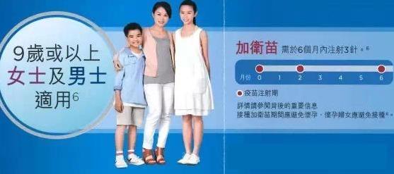 在香港打防癌针之后可以生小孩吗