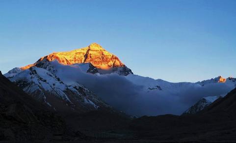 珠穆朗玛峰高多少米 珠穆朗玛峰在哪个国家