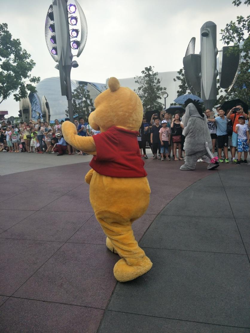 上海迪士尼乐园学生票价多少钱