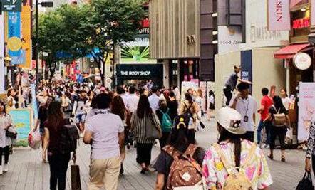 韓國旅游業遇低谷有多嚴重