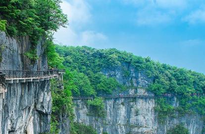 张家界叁日游最佳路途是什么