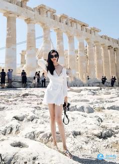女生去希腊游记