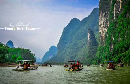 桂林旅游攻略 桂林自由行最佳路线 桂林自驾游怎么玩