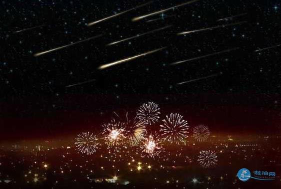 2017年11月17日晚看狮子座流星雨最佳时间