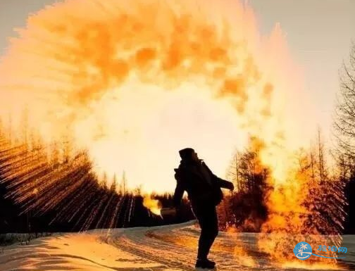 中国最冷小镇是哪里 中国最冷小镇呼中图片照片