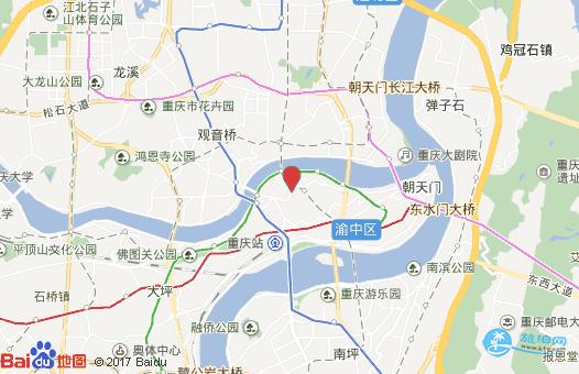 重庆旅游住宿哪里好