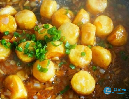 豆腐和金针菇怎么做好吃 金针菇豆腐的做法