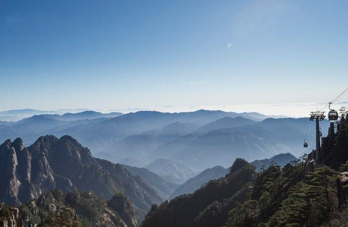 黄山旅游住宿攻略 黄山旅游景点大全 黄山自驾游旅行攻略