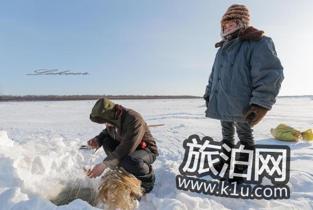 2018查干湖冬捕 中俄界江呼玛冬捕攻略