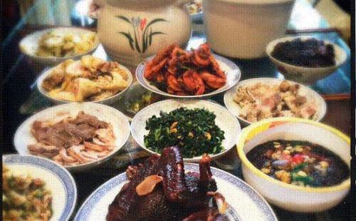 2018杭州年夜饭在哪预订