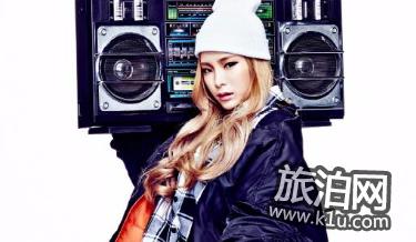 韩国2017年女solo歌手GAON排行榜
