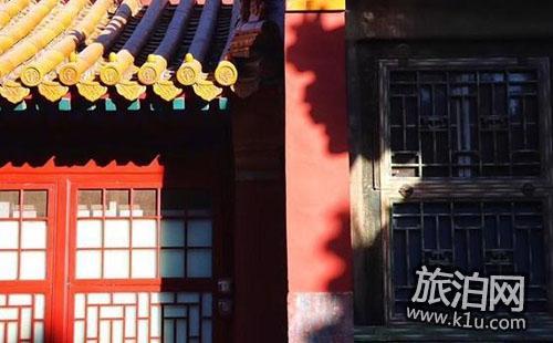 紫禁城游记 故宫紫禁城照片