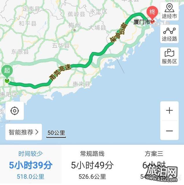 北京到五台山自助游_从广东惠州到厦门自驾游攻略+路线图_旅泊网
