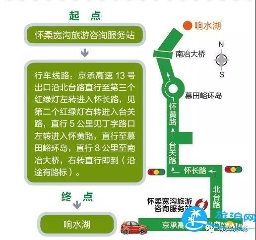 2018年北京响水湖长城梅花展(时间地点门票和优惠政策)