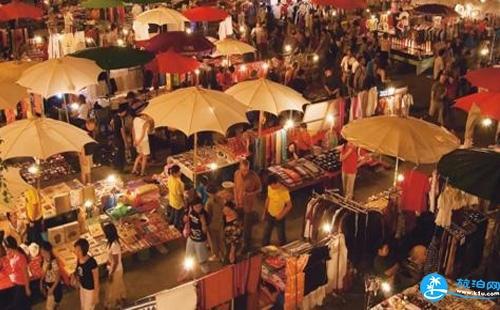 曼谷河滨夜市怎么去 河滨夜市和乍都乍周末市场哪个好