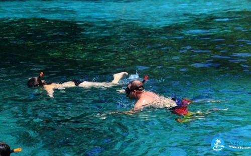 泰国浮潜怎么照相 潜水拍照用什么相机好