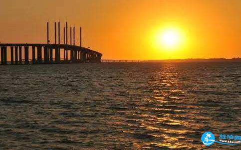 青岛看日落的地方有哪些+日落时间+交通攻略