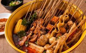 中国哪个城市美食最多