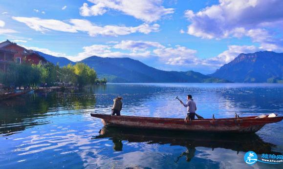 泸沽湖拍照穿什么好看 泸沽湖哪里拍照好看