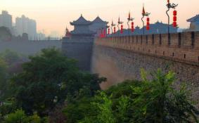 西安古城墙开放时间 西安古城墙开门时间