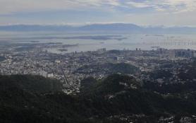 巴西基督山攻略 巴西基督山旅游攻略