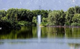 北京翠湖湿地公园门票多少钱+怎么去