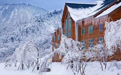西岭雪山附近酒店 西岭雪山住宿推荐