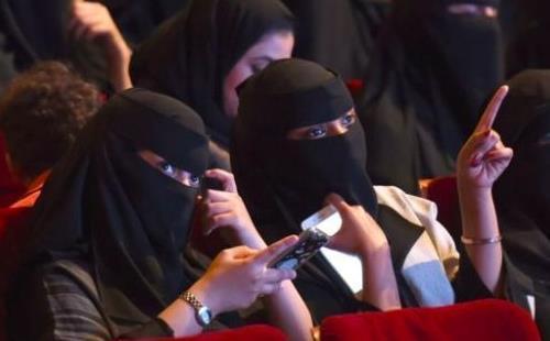 沙特电影院开张了 沙特终于有电影院了