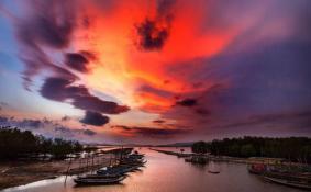 惠州盐洲岛游记