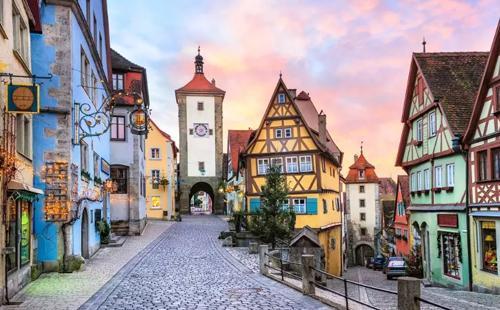 德国旅游景点有哪些 景点介绍