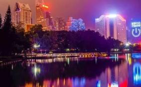 深圳夜景哪里好看