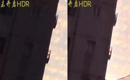 手机照相的HDR是什么意思 有什么效果