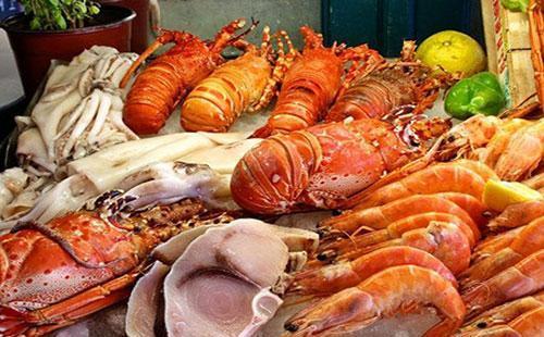 长滩岛海鲜加工多少钱