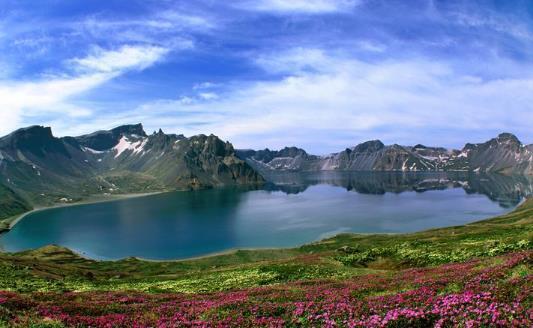 2018年5月19日长白山景区对游客免收门票