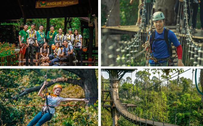 柬埔寨有什么玩的 柬埔寨有什么旅游景点