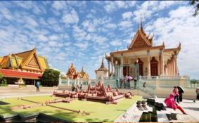 中国去柬埔寨怎么走