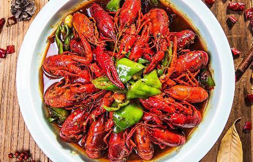 光谷天地有什么好吃的小龙虾店2018