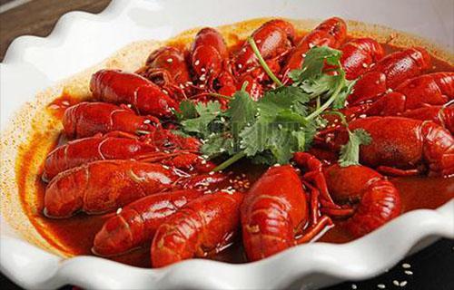 武汉后湖有什么好吃的小龙虾店2018
