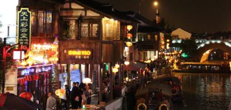 苏州小吃街哪里最有名