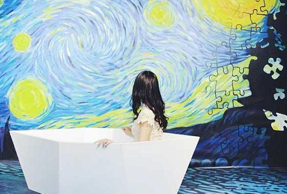 武汉梵高星空艺术馆地址 武汉梵高艺术馆在哪里