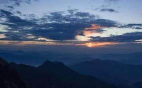 三清山最佳旅游时间 三清山旅游什么时候最好