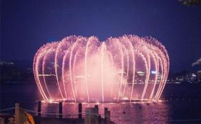重庆有音乐喷泉吗 重庆音乐喷泉在哪里