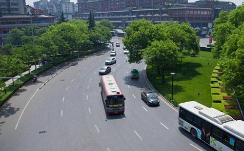 2018西安高考交通管制限行规定