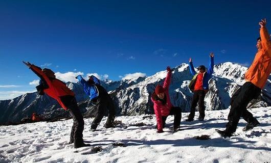 人在海拔多少会缺氧 人在海拔多少会有高原反应