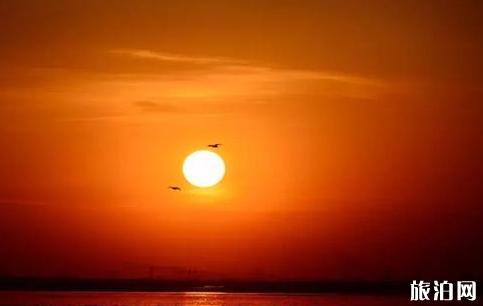 拍摄夕阳技巧介绍
