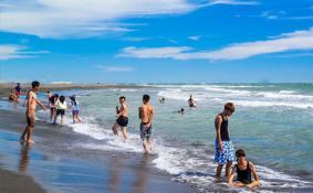 第一海水浴场6月份可以游泳吗 海水浴场6月开放了吗