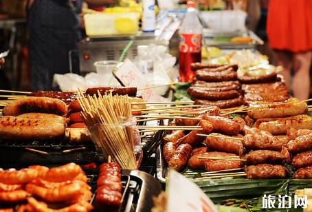清迈曼谷哪里有美食 清迈曼谷美食推荐