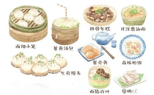 上海城隍庙小吃街攻略