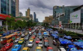 泰国违反交通规则罚款多少